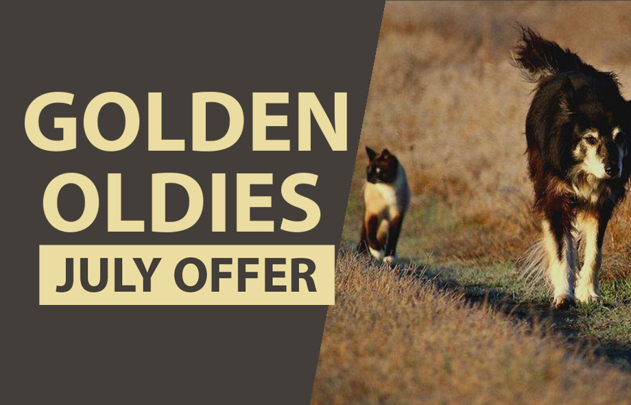 Golden Oldies Month: July 2019